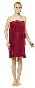 Saunakleid Damen Arus aus Bio-Baumwolle